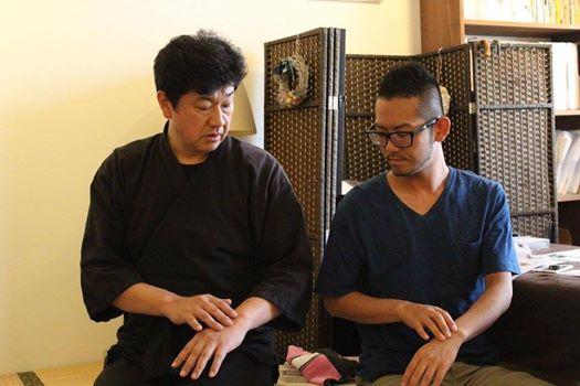 無痛整体ながれ堂村地&心身楽々堂西田先生