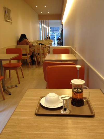PROMENADE CAFE西院店